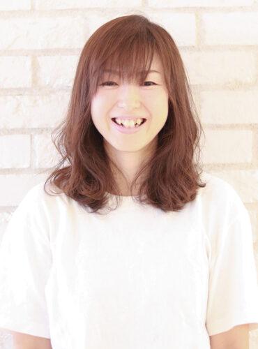 杉崎千恵プロフィール画像