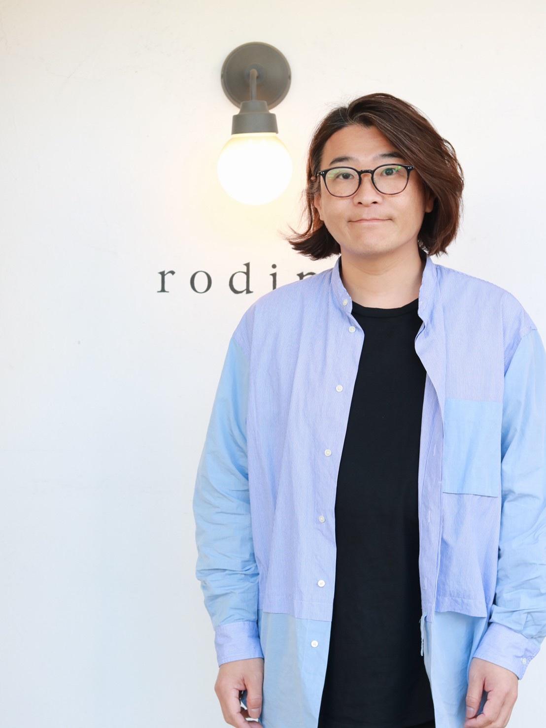 ロディーナマネージャー、用ロディーナコク店長、訪問美容you-me部長、松尾 帝範プロフィール画像